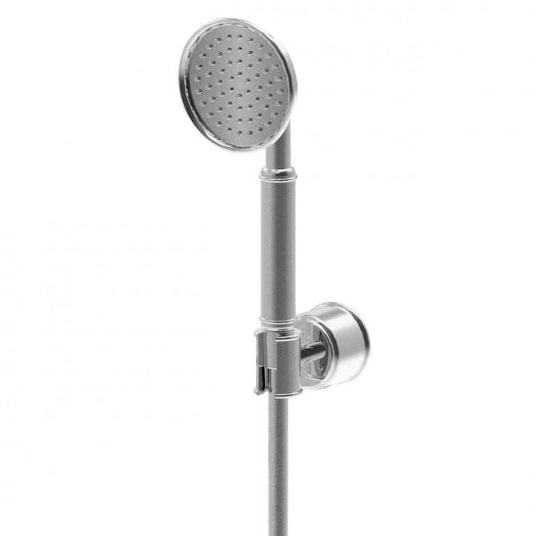 HYDRANT набор душевой  - ручной душ 1 режим, шланг, держатель
