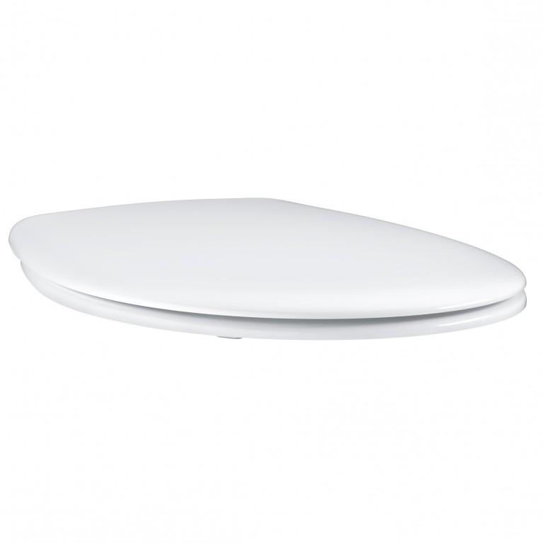 Купить Bau Ceramic Сиденье для унитаза (с микролифтом), альпин-белый у официального дилера GROHE в Украине