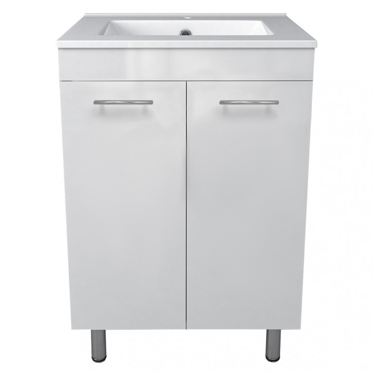 Комплект мебели MARO 60см белый