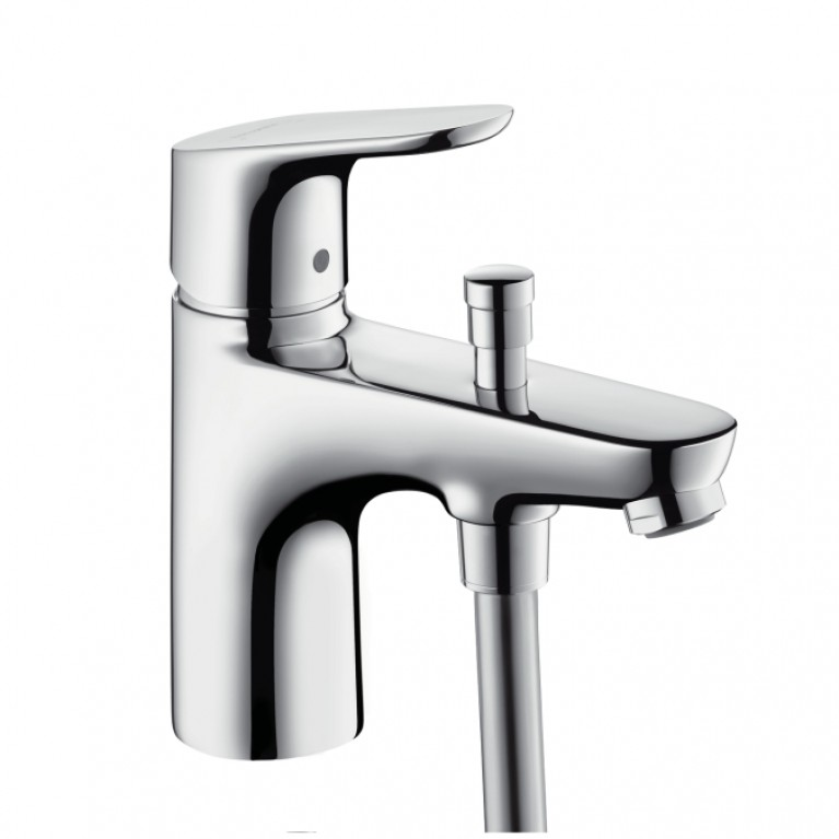 Focus E2 Смеситель для ванны/душа, однорычажный