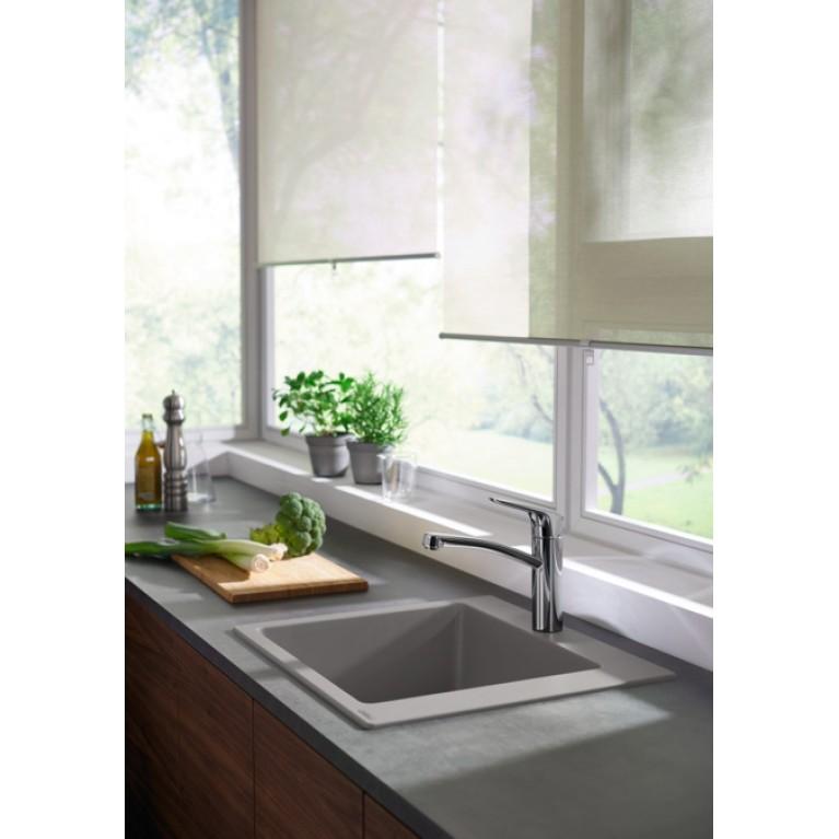 MyCube M Смеситель для кухни, однорычажный 13815000, фото 2