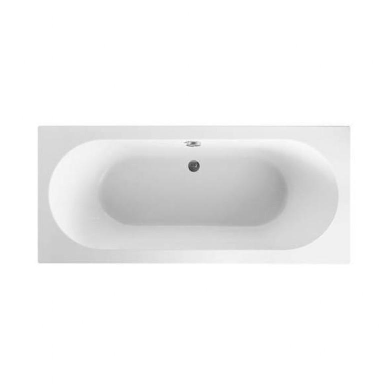 O.NOVO ванна 190*90см, прямоугольная, цвет белый альпин