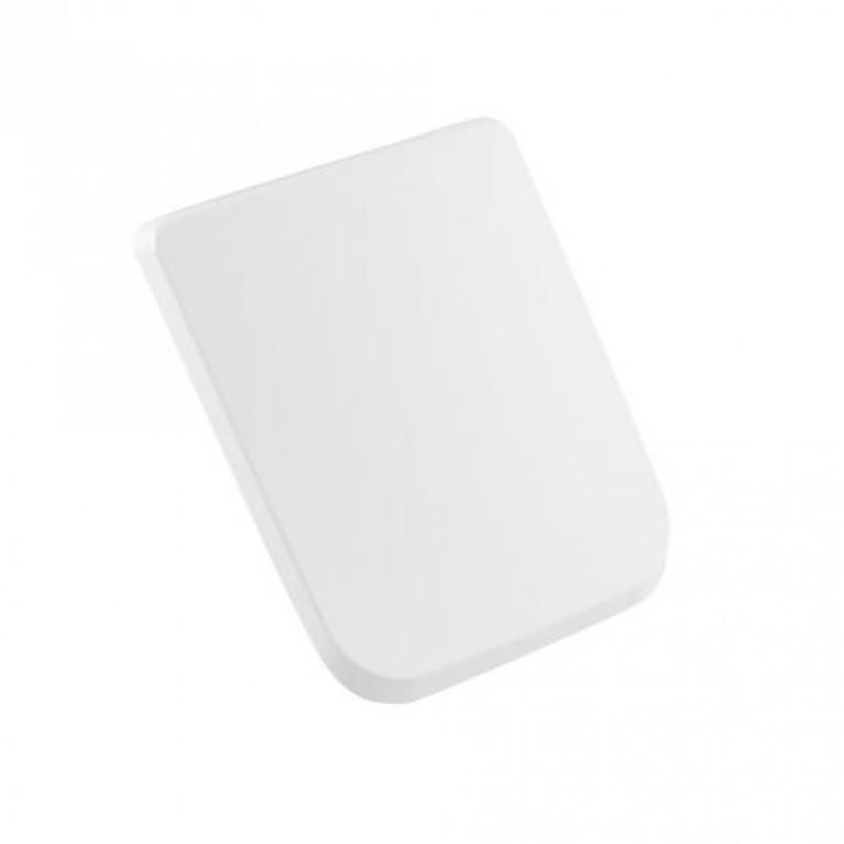 VENTICELLO крышка для писсуара SoftClosing, цвет белй альпин, крепления хром