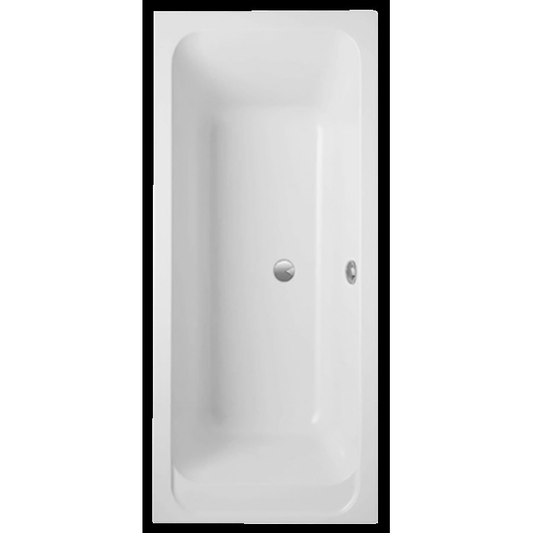 ARCHITECTURA ванна 190*90см, белый альпин