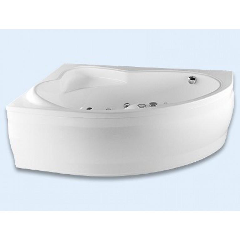EUROPA ванна  170x115 левая, система Economy 2, белая, фото 1