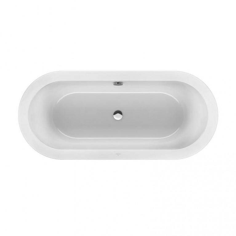 LOOP & FRIENDS ванна 180*80см овальная, фото 1