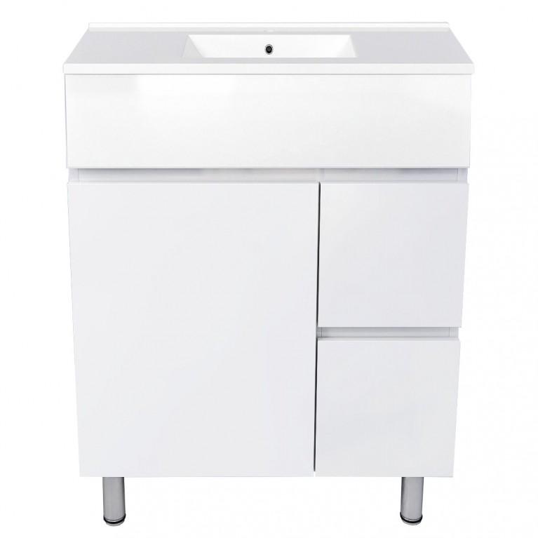 Комплект мебели ROZZY JENORI FLY  + умывальник накладной