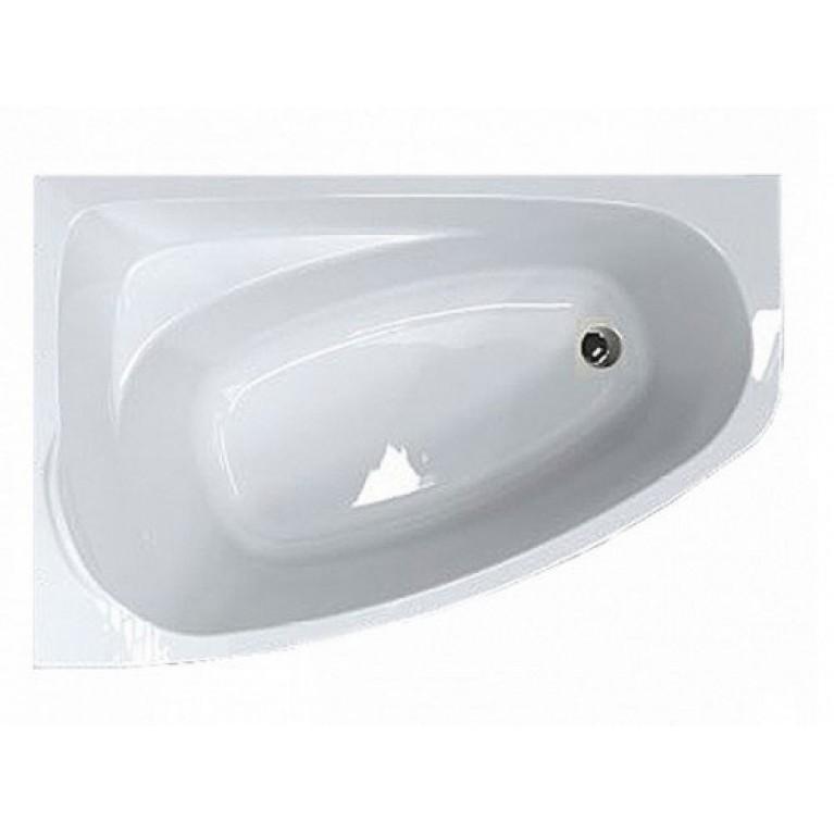 MYSTERY ванна 150*95см левая без панели (гидром. система комфорт), фото 1