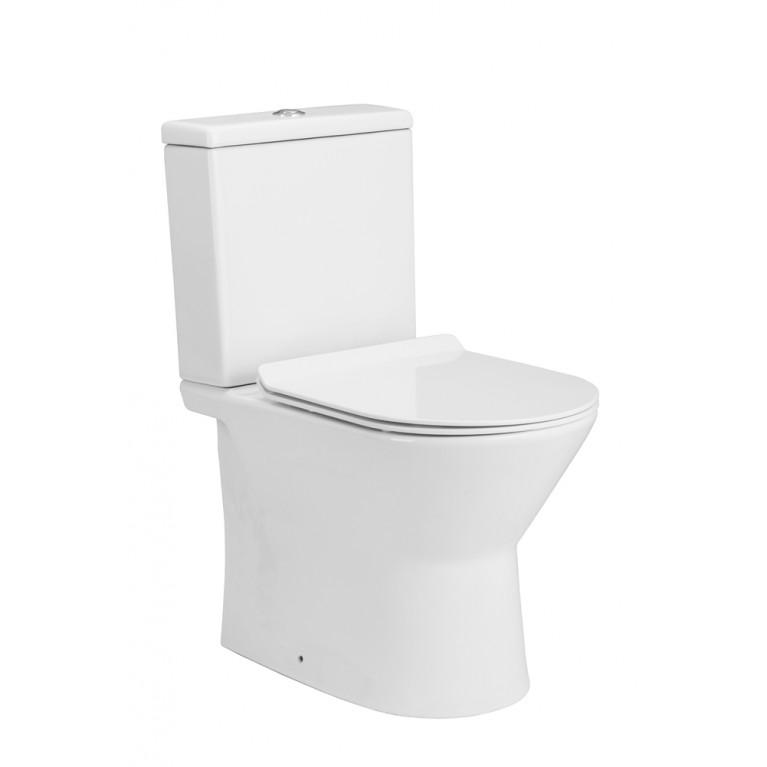 Комплект Éller-2 (FIESTA RIM компакт, раковина, BENITA Смеситель для раковины и для ванны, ванна FIESTA150, NEMO душ система) Eller-2, фото 2