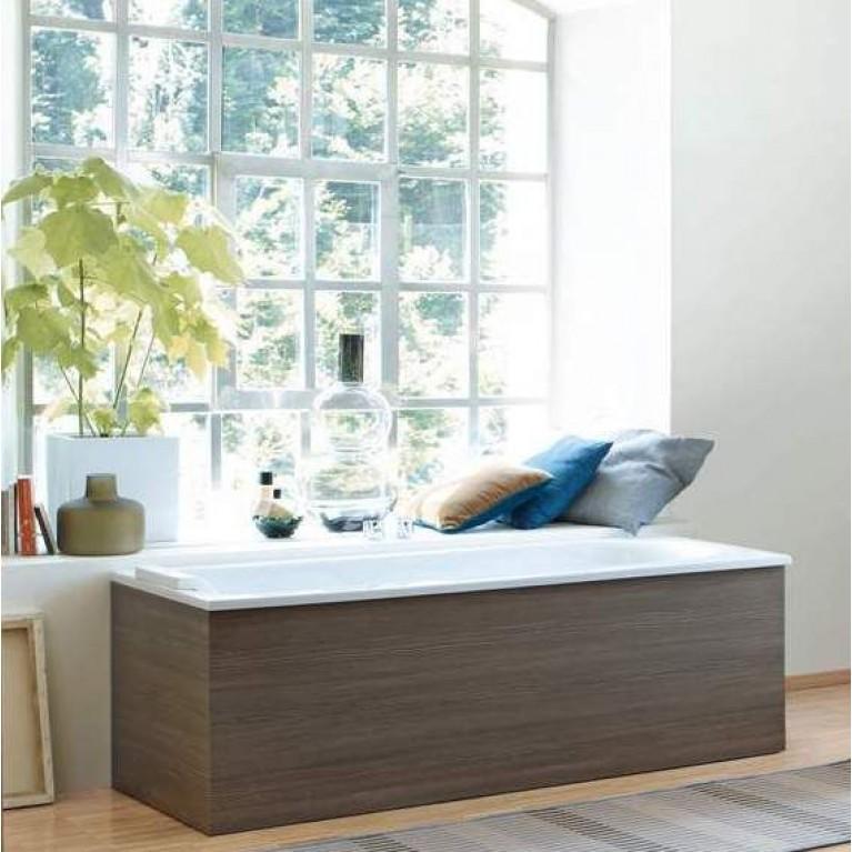 DARLING NEW ванна 170*70*46см, встраиваемая версия или версия с панелями, с наклоном для спины слева 700240000000000, фото 2