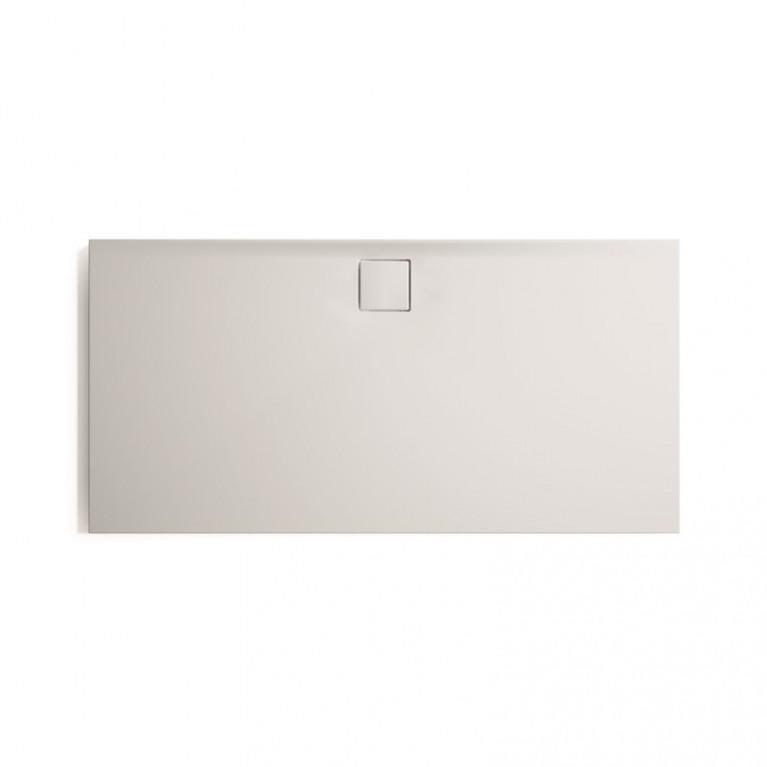 Купить EASYFLAT душевой поддон 100*90 см, матовый белый у официального дилера HUPPE в Украине