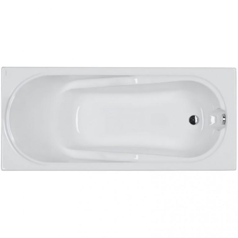 Ванна прямоугольная KOLO COMFORT 170x75 см пристенный монтаж, фото 1