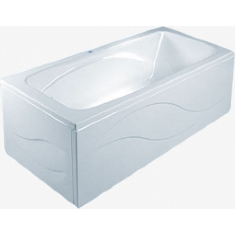 KLIO ванна+ножки 160x70