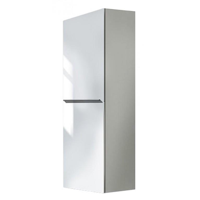 X LARGE шкаф высокий 500*358, 1 деревянная дверца, цвет 18 белый матовый