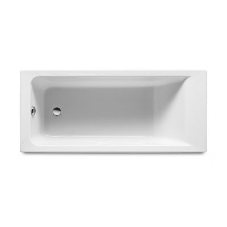 EASY ванна 150*70см, акриловая, прямоугольная, с ножками, объём 161л, фото 1