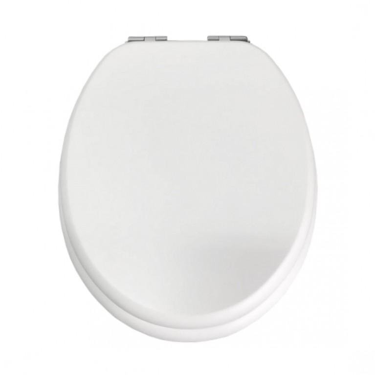 Don Grandes сиденье твердое slow-closing, цвет белый