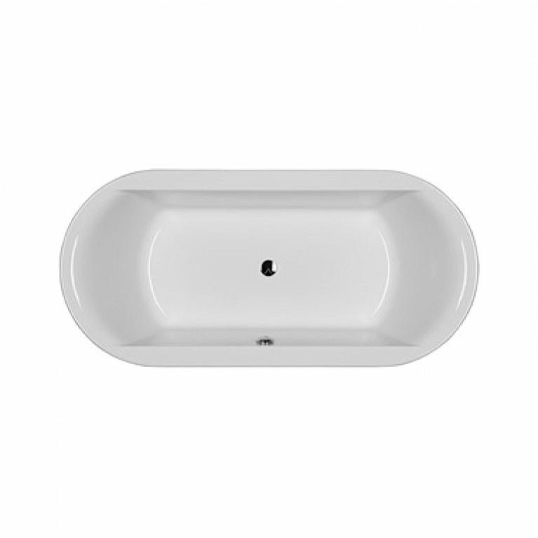 CLARISSA ванна 180*85см, овальная, с ножками, без панели, фото 1