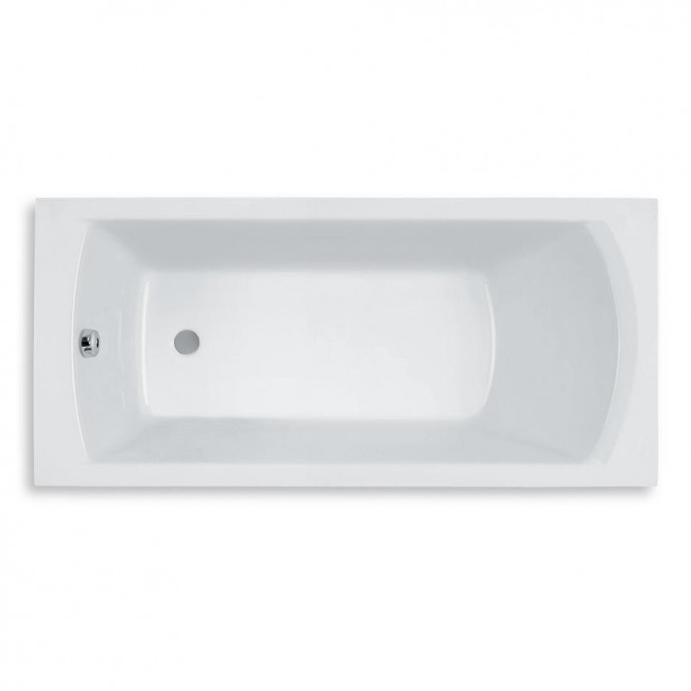 LINEA ванна 160*70см, с ножками