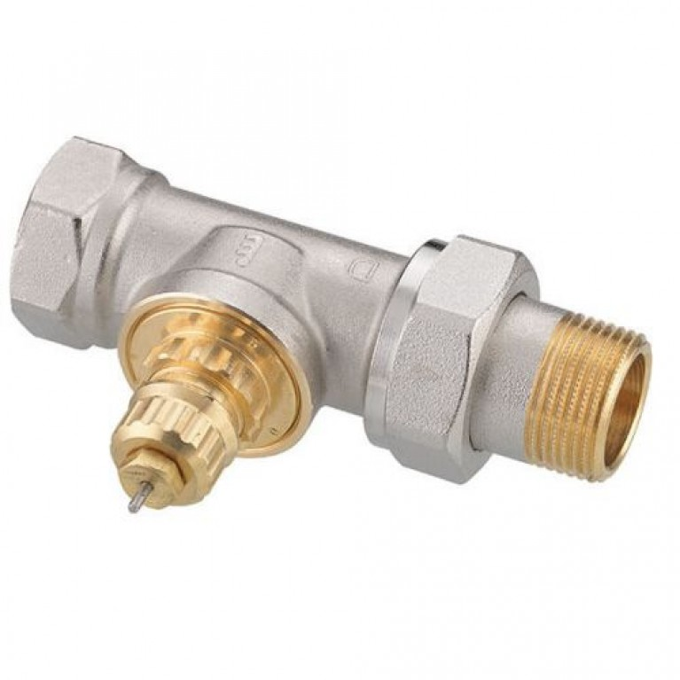 Термостатический клапан Danfoss RA-G 20 для однотрубной системы прямой