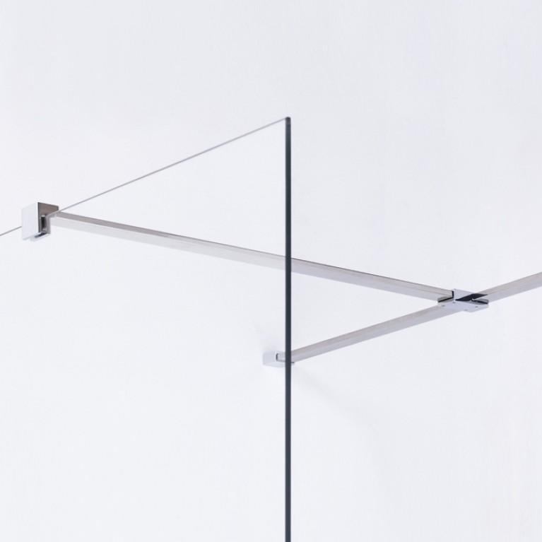 Держатель стекла (F) с креплениями длиной 700мм