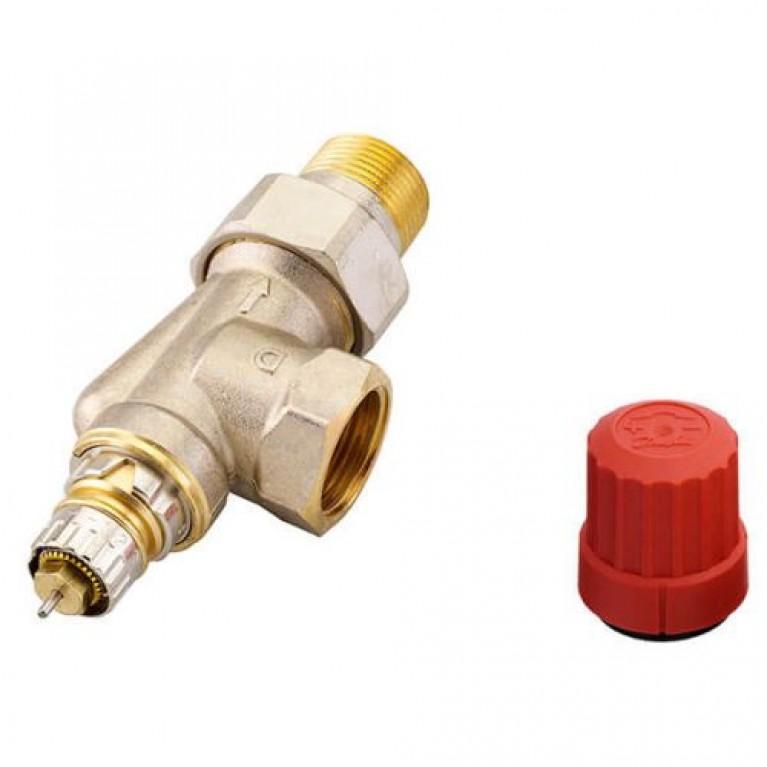Термостатический клапан Danfoss RA-N 20 осевой, фото 1