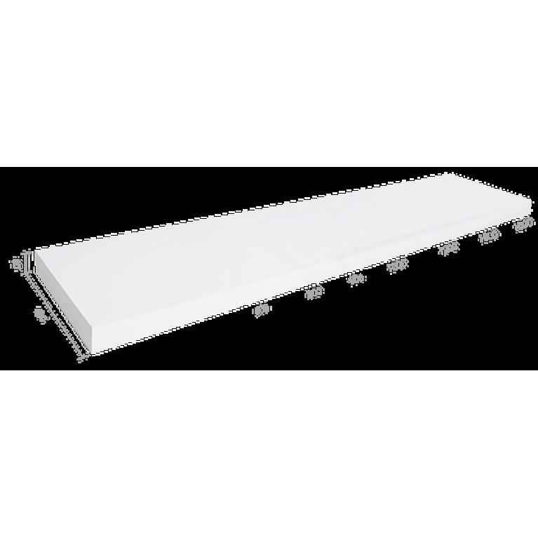 Столешница каменная Solid surface 900*480*20mm, цвет Sand