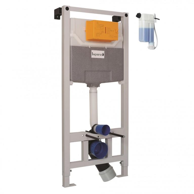 IMPRESE Инсталляция  для подвесного унитаза (OLIpure)