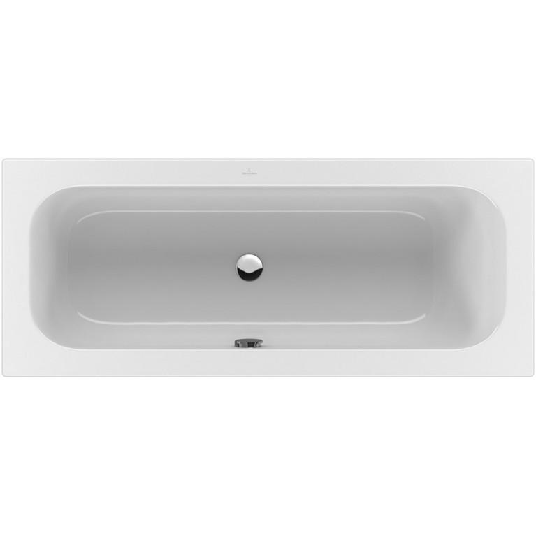 LOOP & FRIENDS ванна 170*75см прямоугольная, цвет белый альпин, фото 1
