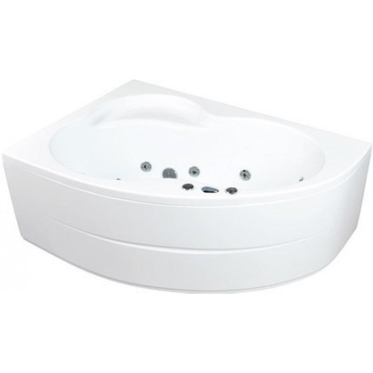 MISTRAL ванна  160*105,правая+рама