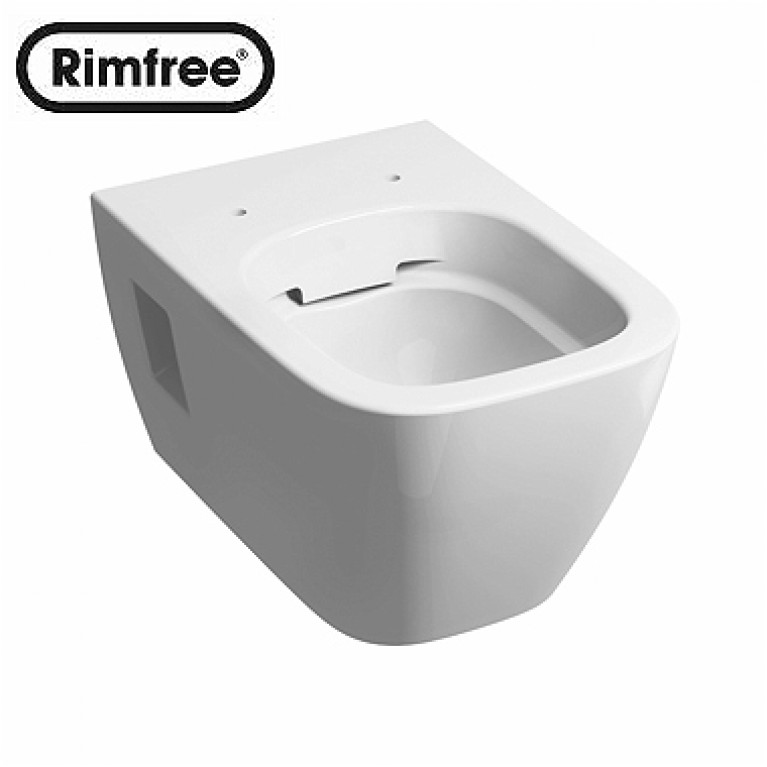MODO унитаз подвесной Rimfree, с покрытием Reflex