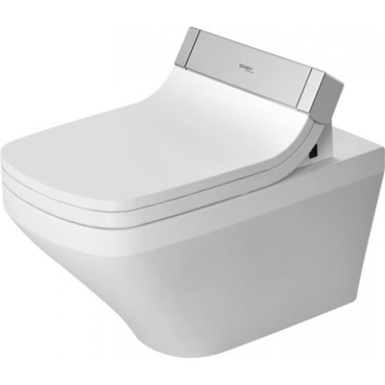 DURASTYLE унитаз подвесной 37*62см для сидения Senso Wash без смывного обода, фото 1