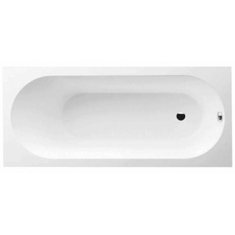 OBERON ванна 170*75см с панелью передней Profibox alcove 2.0, фото 1