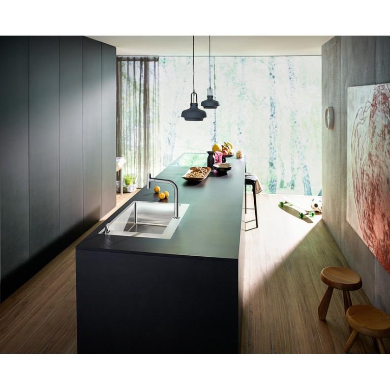 C71-F660-08 Мойка для кухни со смесителем, однорычажным 43202000, фото 6
