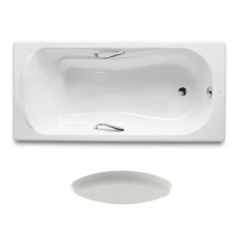 HAITI 2000 ванна 170*80см с ручками и подголовником, без ножек