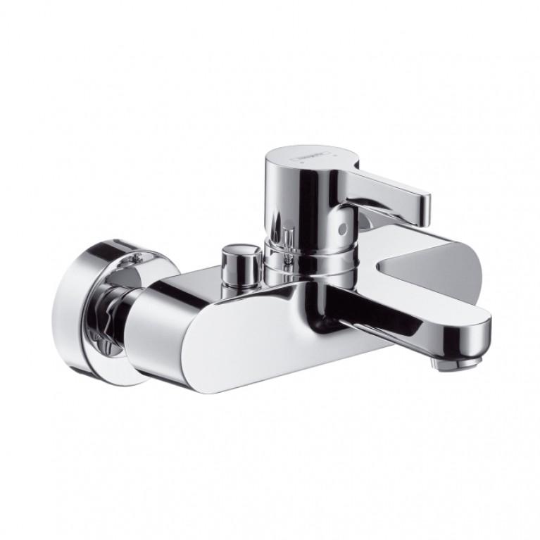 Metris S Смеситель для ванны, однорычажный, фото 1