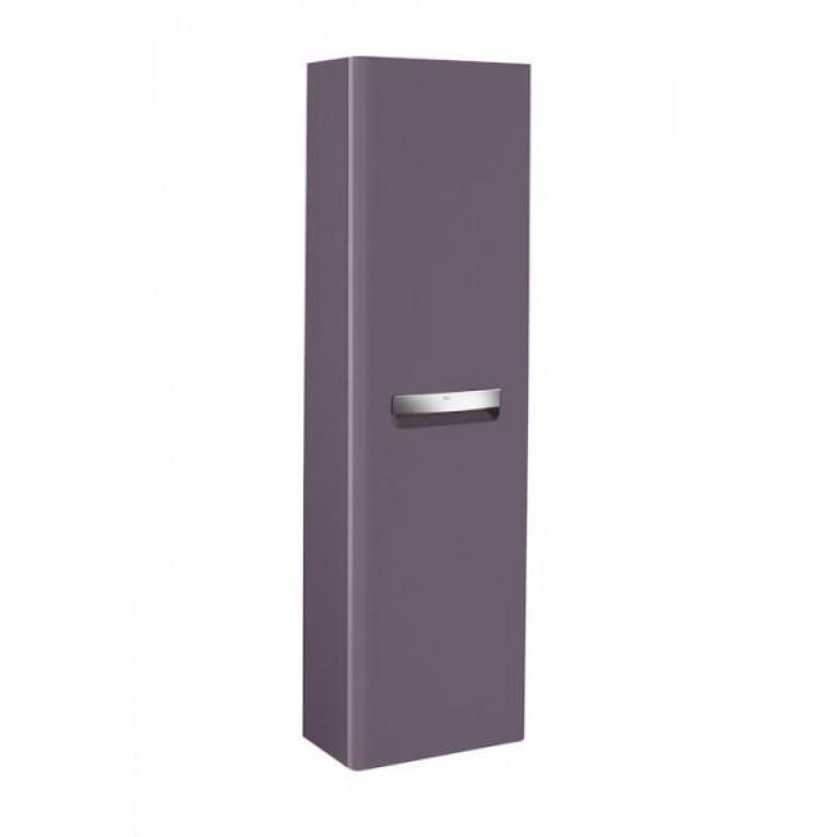 Купить GAP пенал 120*35*20см, подвесной, дверцы с плавным закрыванием, 4 полочки, цвет фиолетовый матовый у официального дилера Roca в Украине