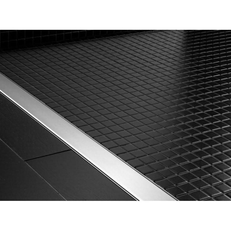 Geberit Крышка дренажного канала, нержавеющая сталь, 700 мм
