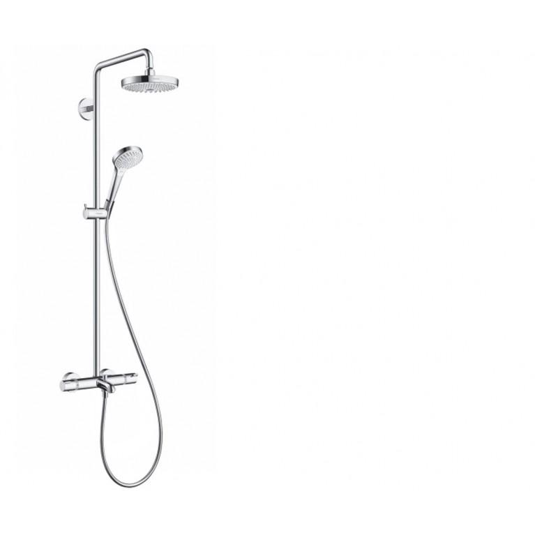 Croma Select S 180 2-jet Showerpipe Душевая система для ванны