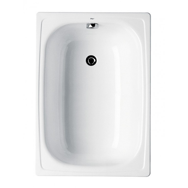 CONTESA ванна 100*70см, без покрытия против скольжения, без ножек, фото 1