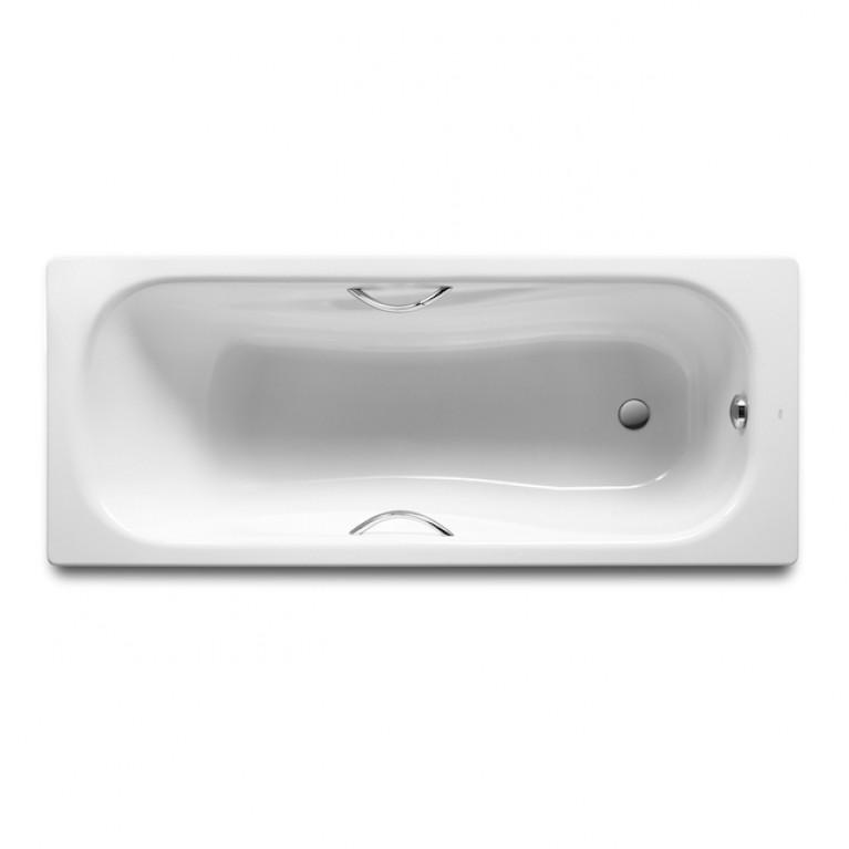 PRINCESS ванна 170*75см прямоугольная, с ручками, без ножек, фото 1
