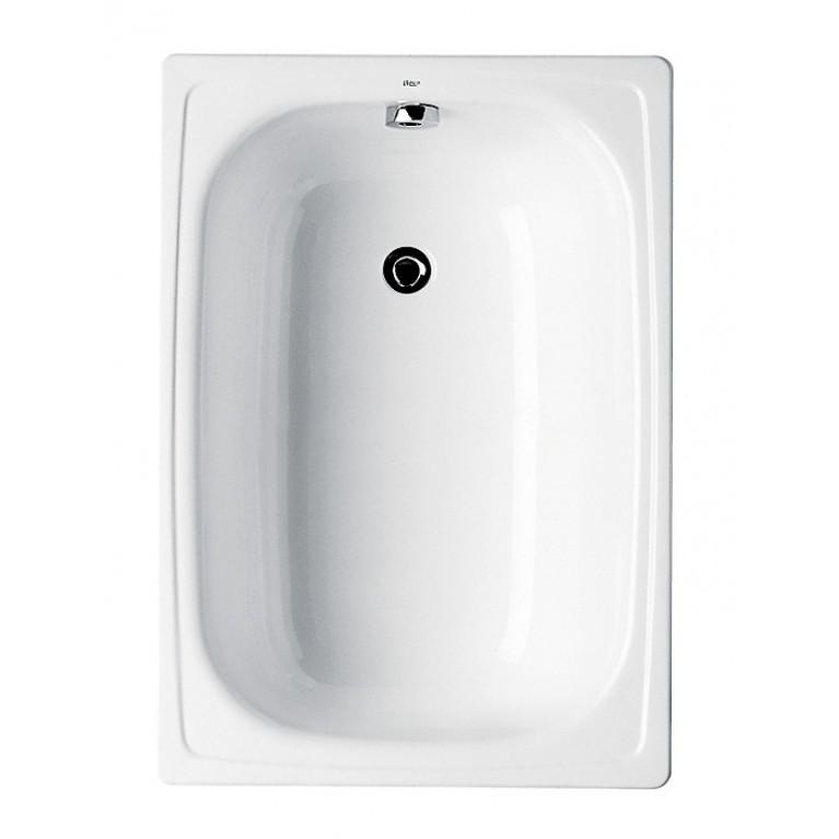 CONTESA ванна 120*70см, без покрытия против скольжения, без ножек, фото 1