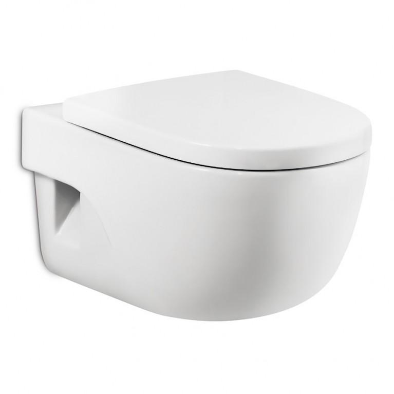 MERIDIAN-N подвесной унитаз с сиденьем slow-closing (в упак.)