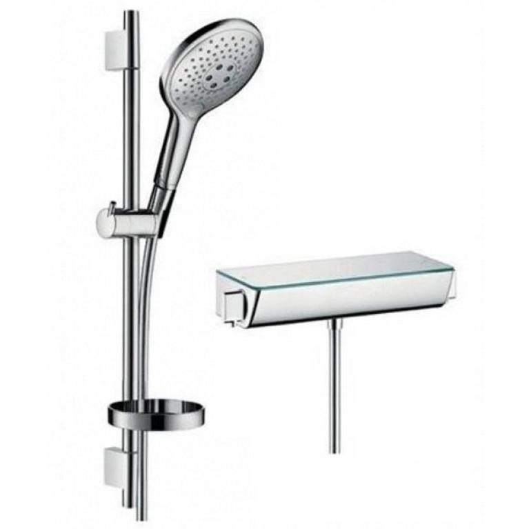 Raindance Select S 150 Душевой набор с Термостатом Ecostat, 0,65 м, фото 1