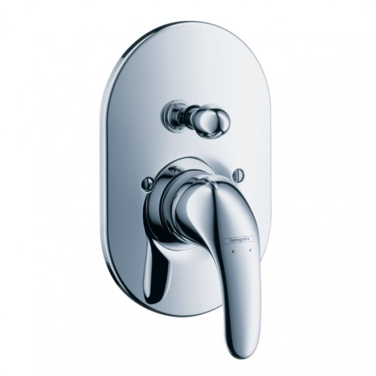 Купить Focus E Смеситель для ванны, однорычажный у официального дилера HANSGROHE в Украине