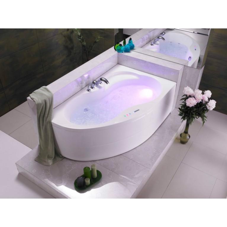 MISTRAL ванна 150*105см, с ножками, правая
