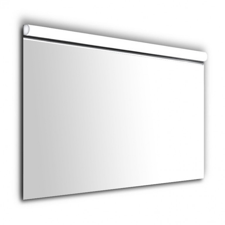 Зеркало прямоугольное 60*70см с верхней светодиодной подсветкой