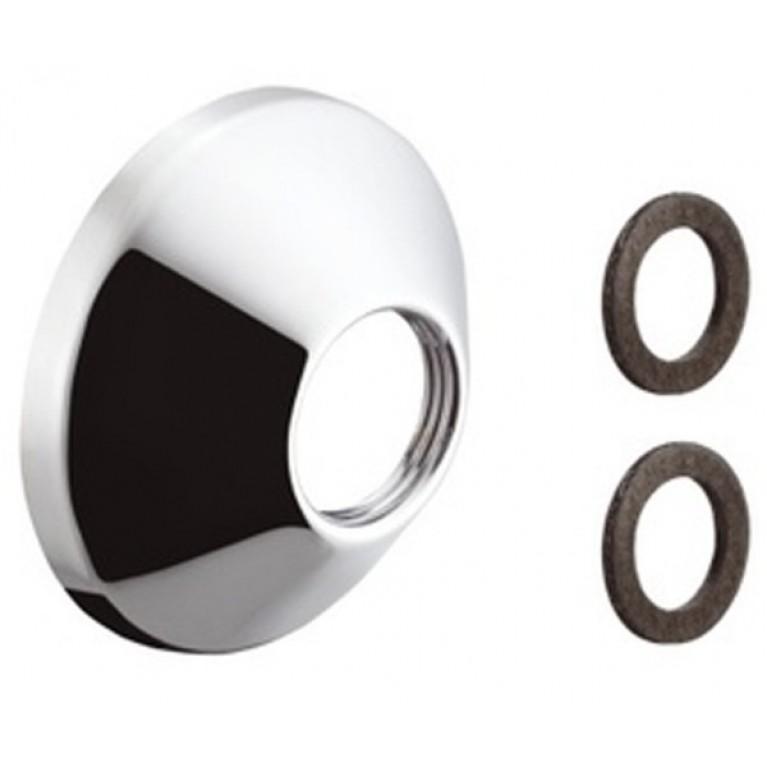 Hansgrohe Декоративная накладка на эксцентрики для смесителей + прокладки(2шт) зч
