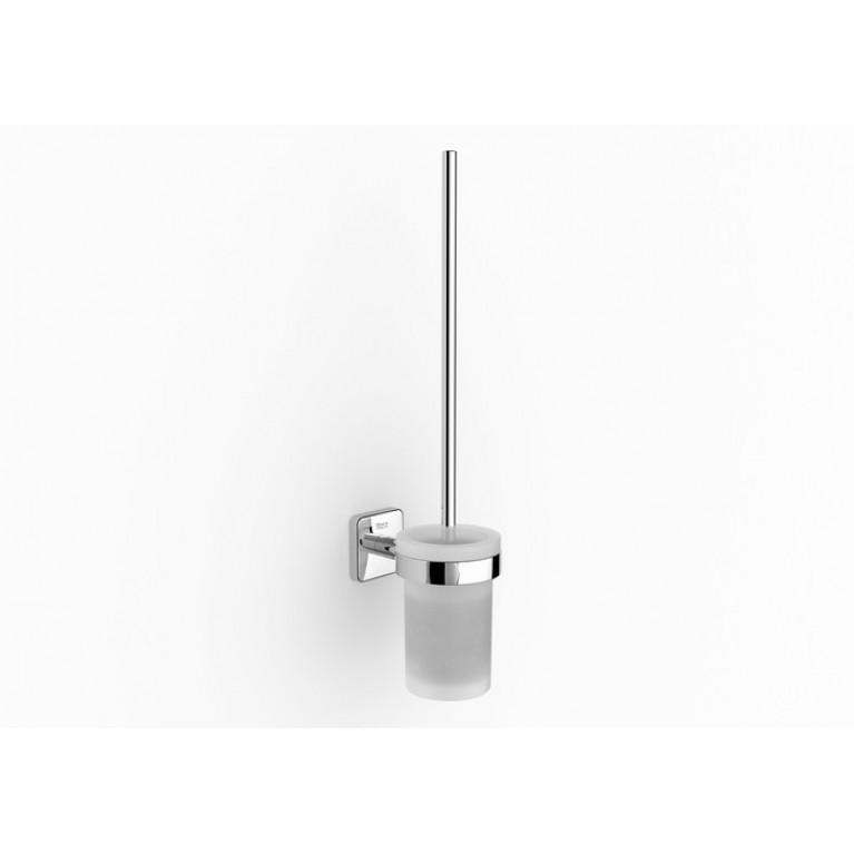 VICTORIA держатель для туалетного ершика, монтируется на стену, стекло