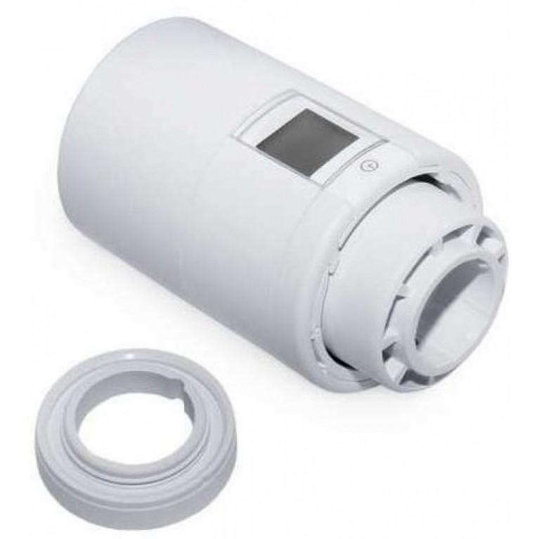 Danfoss Умная термоголовка Eco, Bluetooth, резьба М30 х 1.5, 2 x AA, 3V, белая 014G1001, фото 5