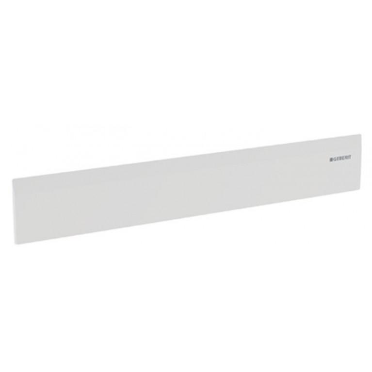 Geberit Декоративная накладка для душевого элемента, комплект, пластик, белый